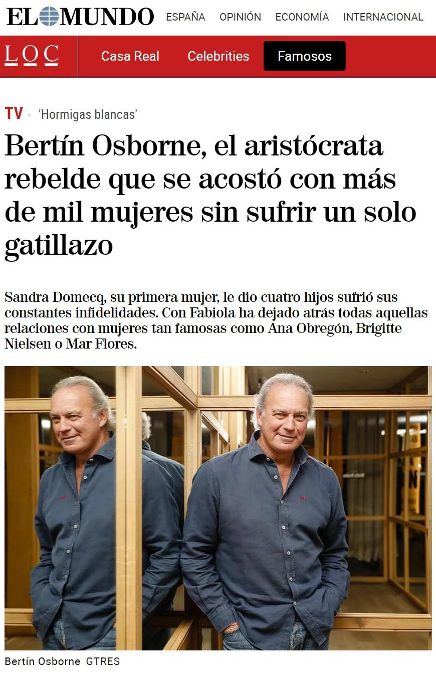 El titular de el año no es ni para El Mundo Today ni para Mediterráneo digital...