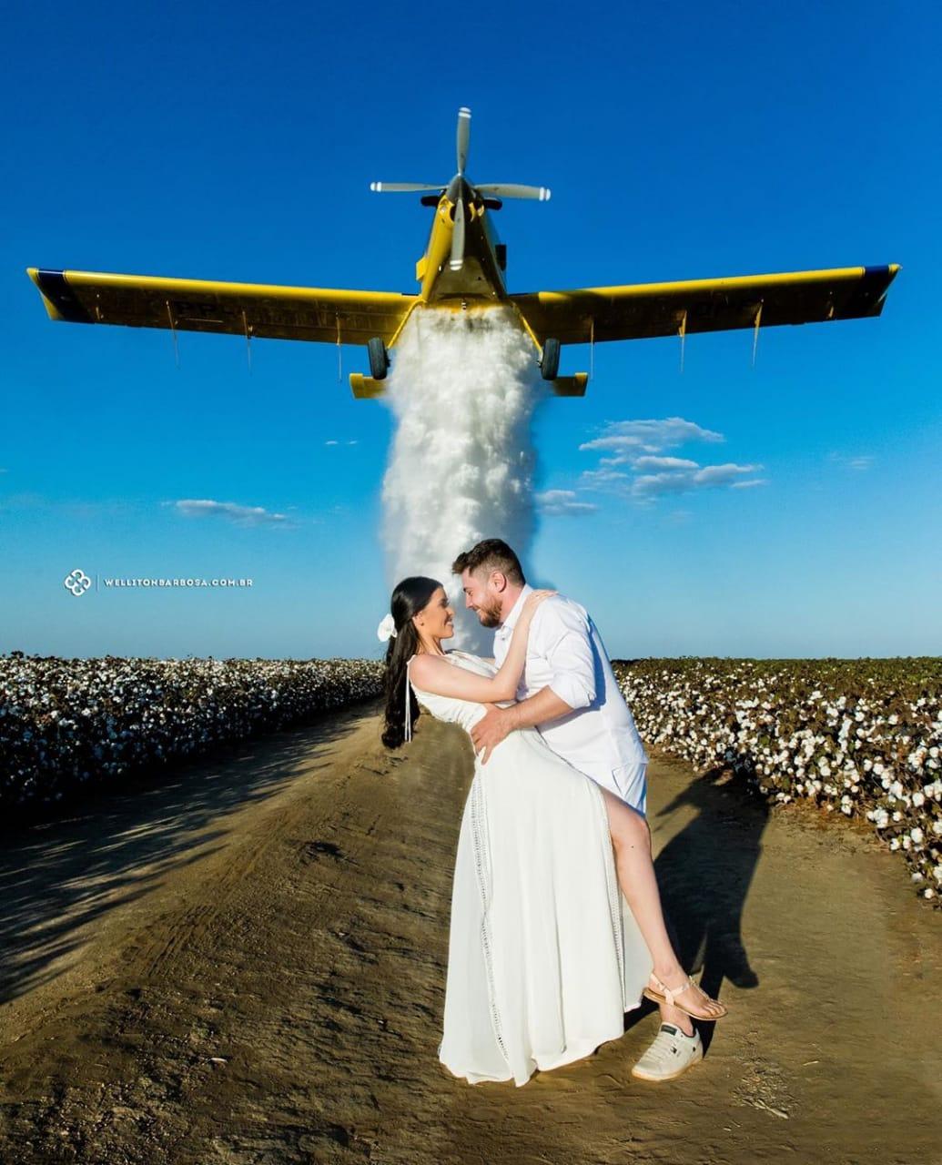 Buscando la foto de boda perfecta