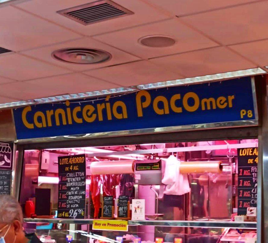 Los nombres de Paco
