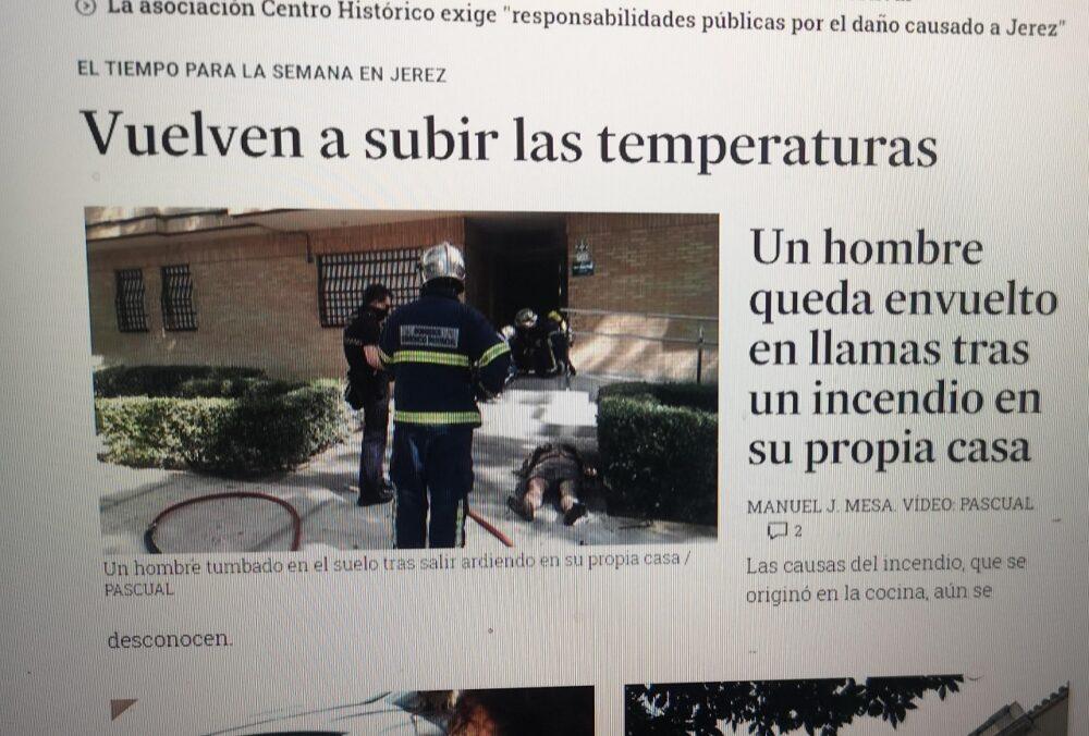 """""""Vuelven a subir las temperaturas"""""""