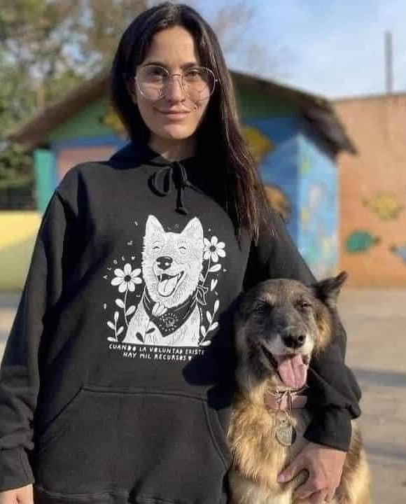 Un perro bañado en alquitrán: Historia muy chunga con final feliz