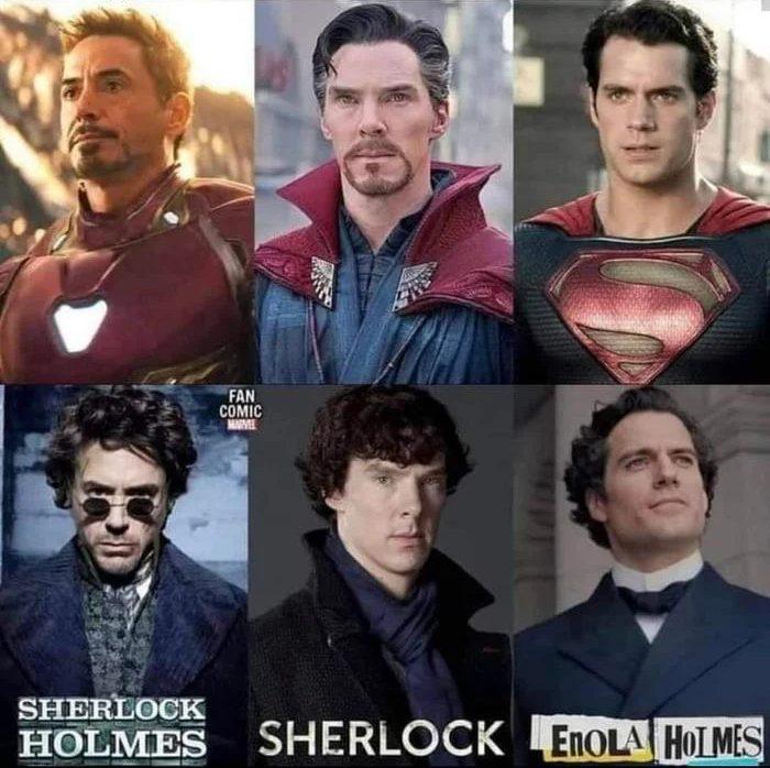 Puedes morir siendo un héroe, o vivir lo suficiente para verte convertido en Sherlock Holmes