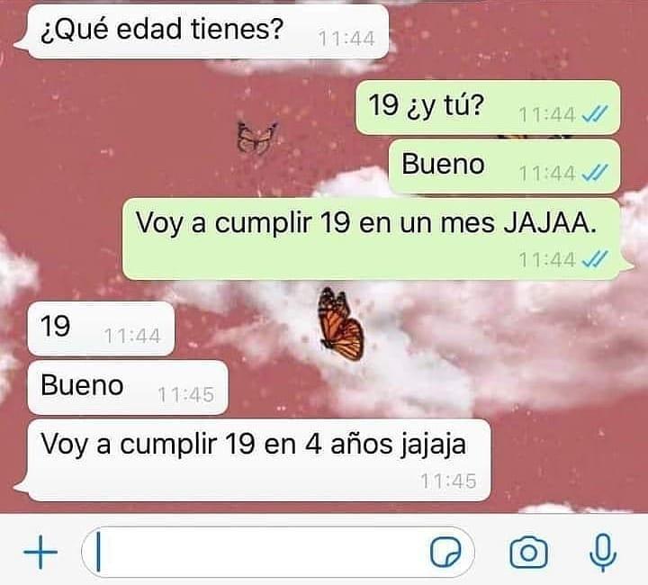 Casi 19...