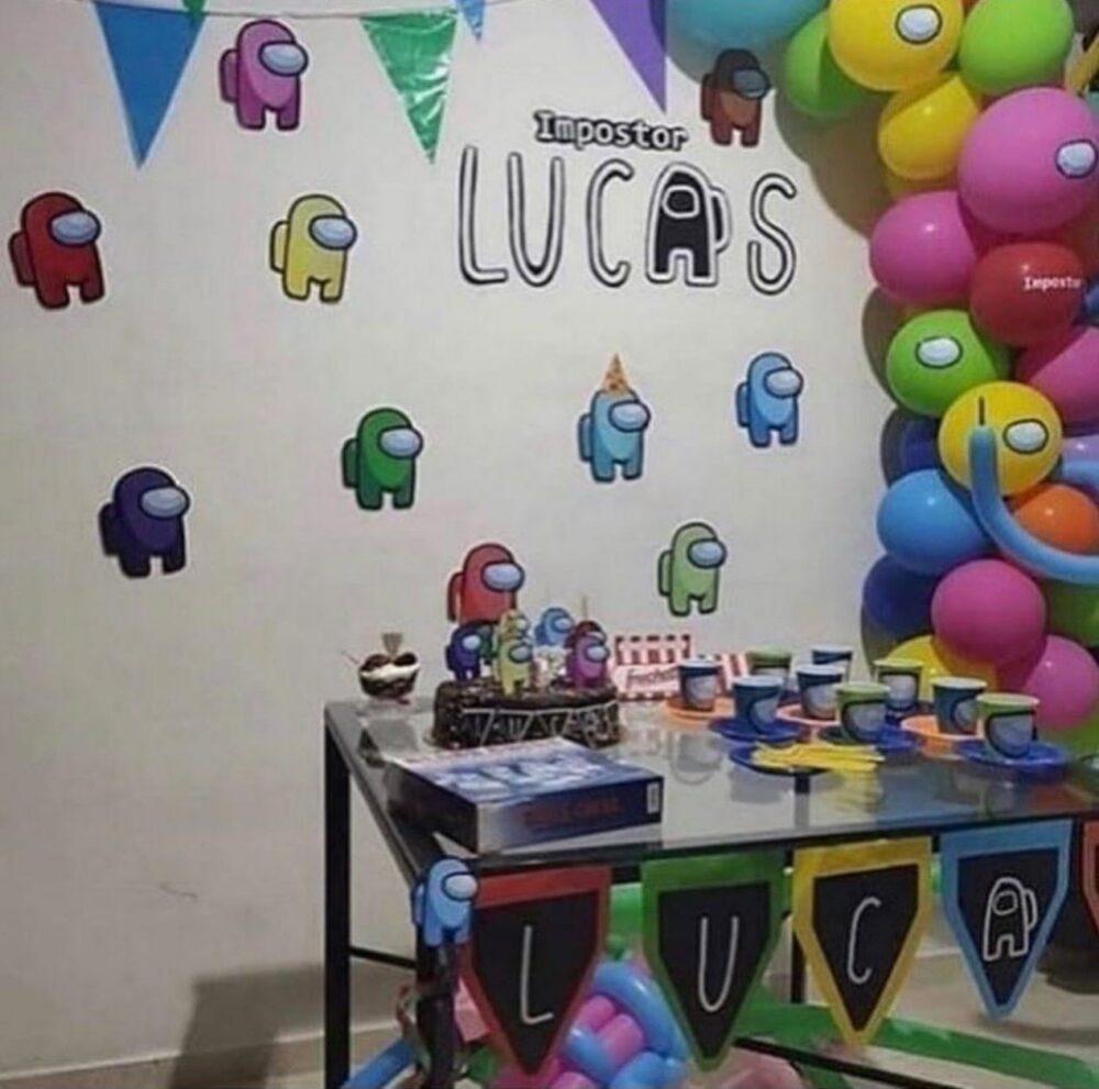 El cumpleaños de Lucas