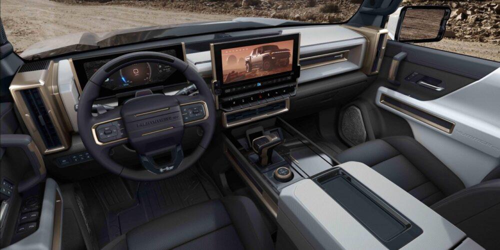 """Hummer EV Pickup: el """"supercontaminador"""" se reinventa y ahora es 100% eléctrico"""