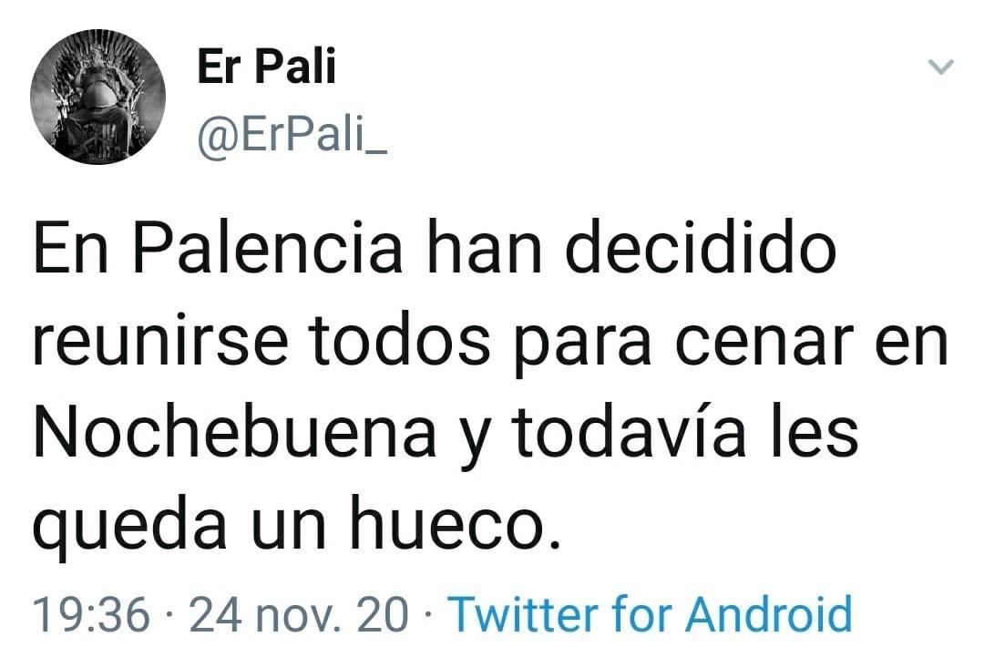 En Palencia no van a notar las restricciones en Navidad