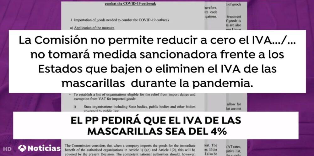 Os traigo fake news: Salvador Illa insiste en la mentira