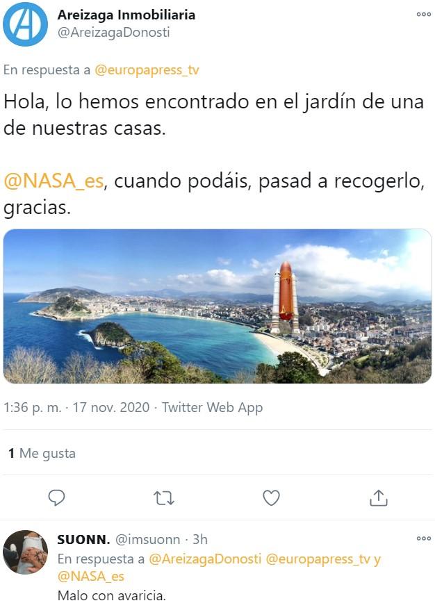 """El satélite español """"Ingenio"""" no se ha podido poner en órbita por un fallo en el cobete"""