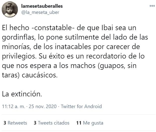Ibai es EL PRINCIPIO DEL FIN