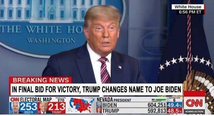 Trump ha jakiado el sistema