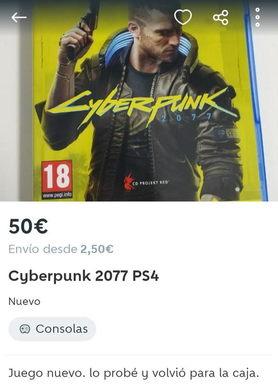 CyberPunk 2077: Hay algo de juego en estos bugs