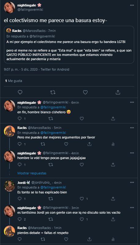 A España le podríamos cambiar el nombre por PAÍS BUCLE