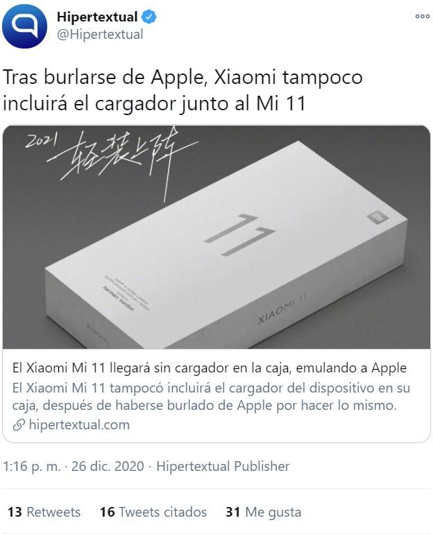 ¿Otras marcas copiando todo lo que hace Apple incluso después de reírse de ellos? Quién lo iba a imaginar...