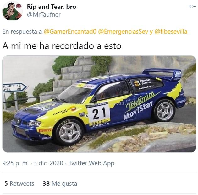 Está to flaman el nuevo vehículo oficial de la Policía Local de Sevilla.