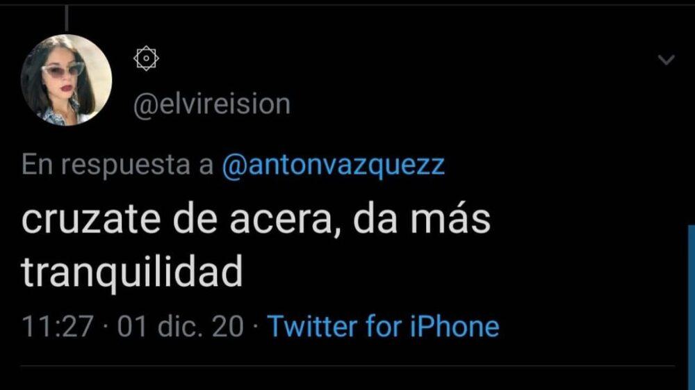 Hay una solución definitiva para que no molestes a nadie, Antón.