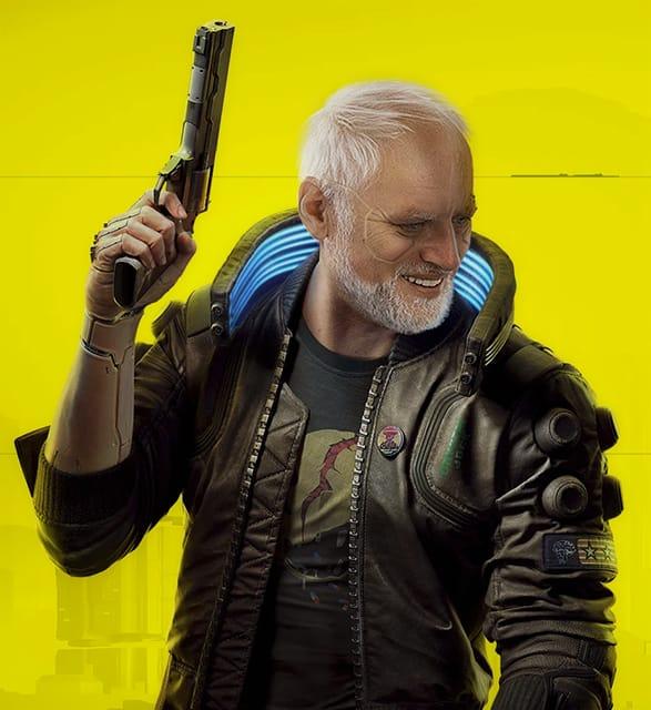 El mejor gameplay de Cyberpunk 2077 lleno de bugs y fallos absurdos que he visto hasta el momento