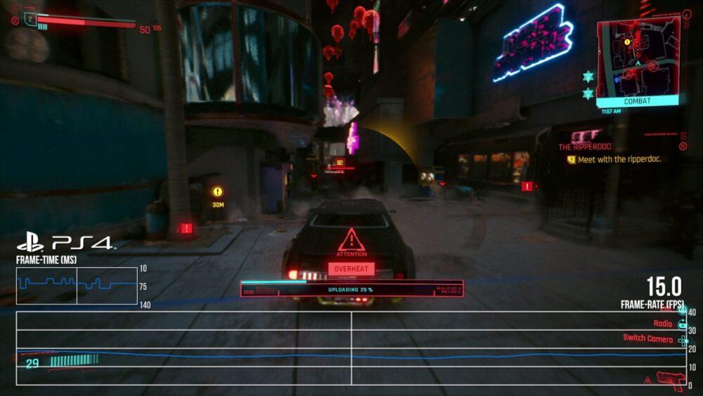 Sony está devolviendo el dinero a los compradores de Cyberpunk 2077 para PlayStation 4