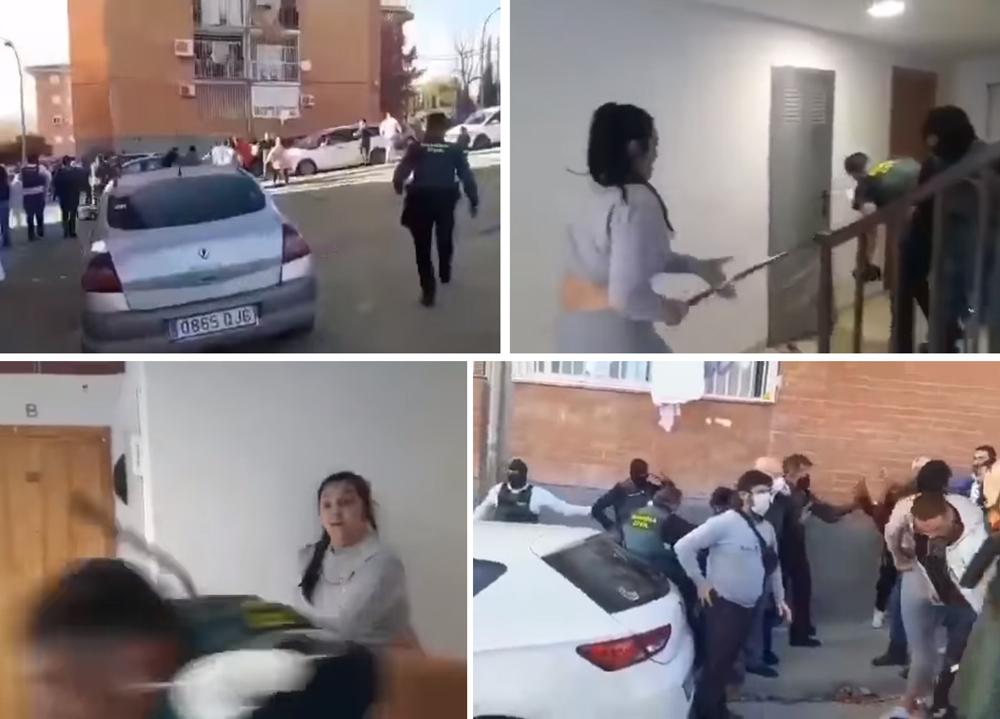 La Guardia Civil detiene en Pinos Puente al delincuente más buscado de la provincia de Granada.