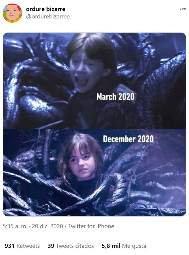 2020: Resumen del año en forma de mashup