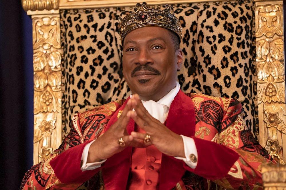 Primeras imágenes de El Príncipe de Zamunda 2 (32 años después)