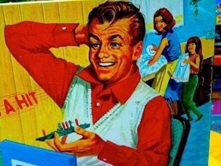 Cuando también tienes muchas ganas de jugar, pero... eres mujer en los años 70.