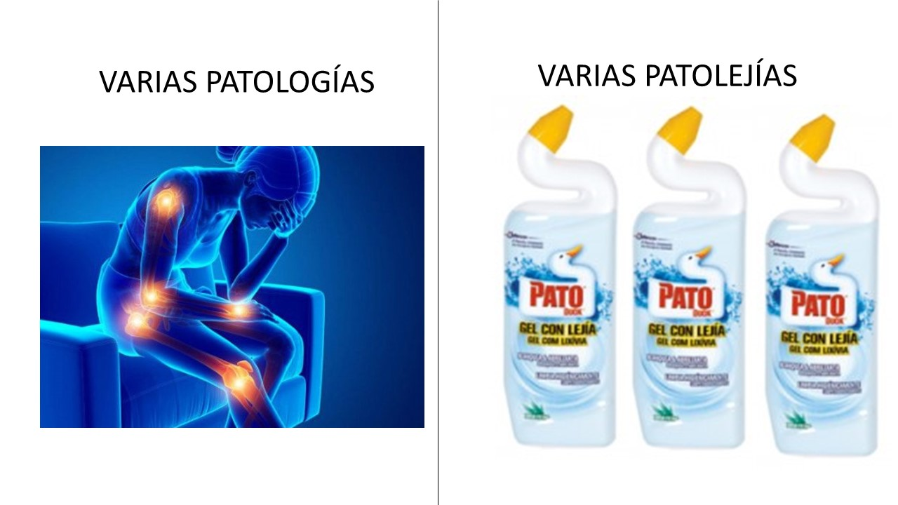 Sumad este cáncer a vuestras patologías...