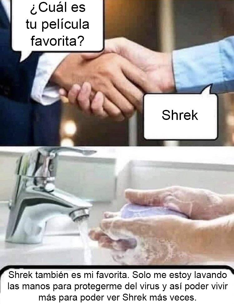 ¿Cuál es vuestra película favorita?