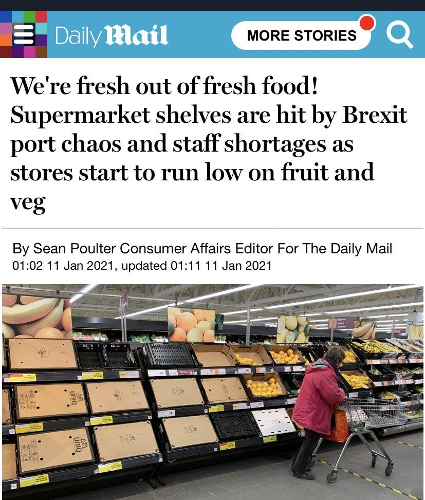 """Del """"que se j0dan los arrogantes de Bruselas"""" al """"nos quedamos sin comida"""". Y acabamos de empezar..."""