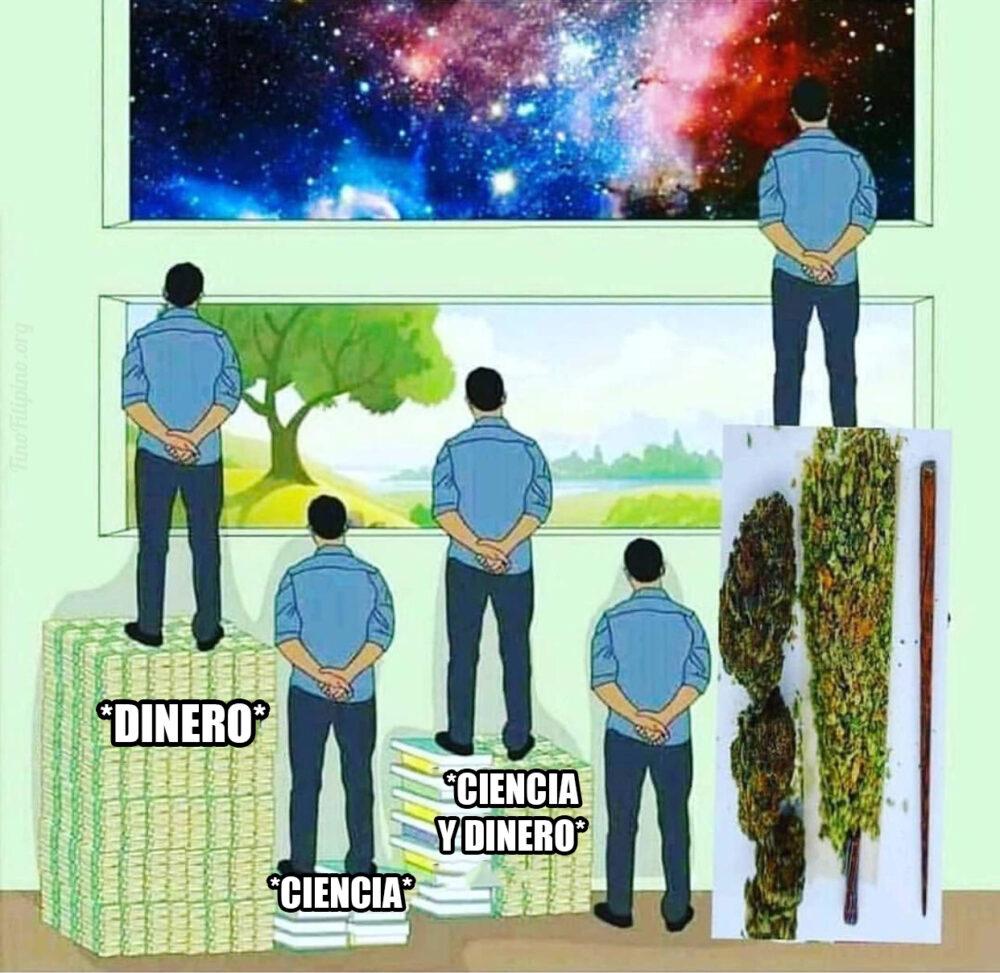 Cómo llegar alto en la vida
