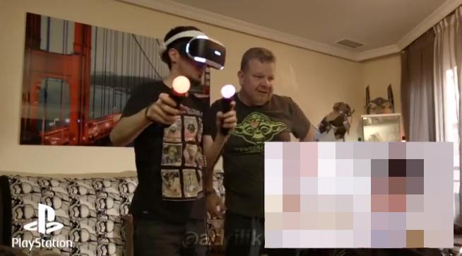 El youtuber Alexby introduce a Chicote en el mundo de la realidad virtual