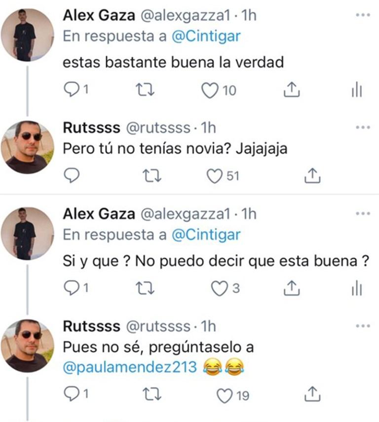 Ruptura en un tuit