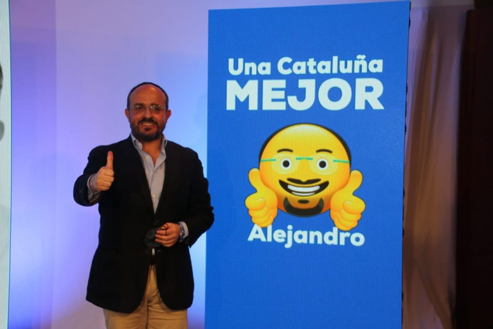 La campaña demigrante del PP en Cataluña es como cuando sabes que vas a suspender estrepitosamente y te presentas igualmente al examen