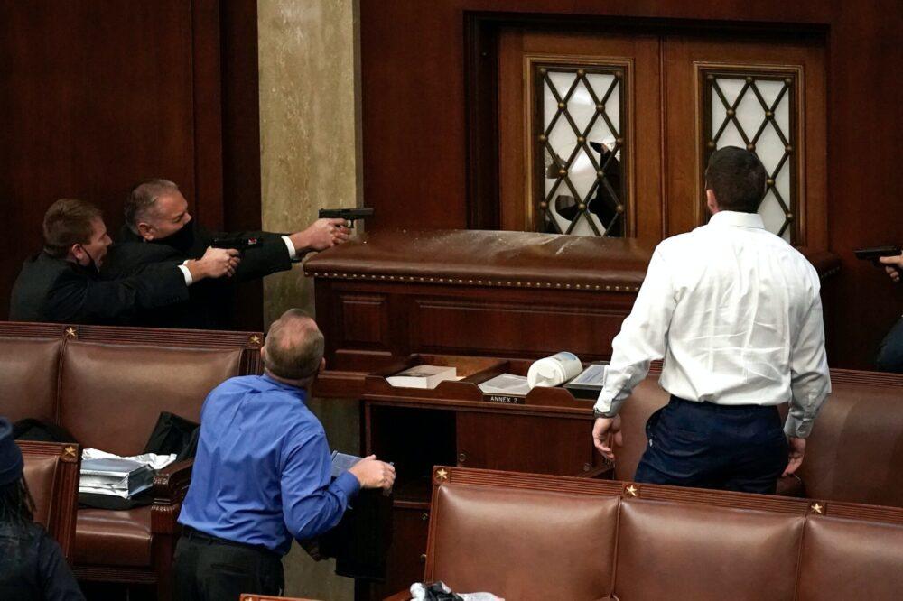 Resumen de lo que pasó ayer en el asalto al Capitolio