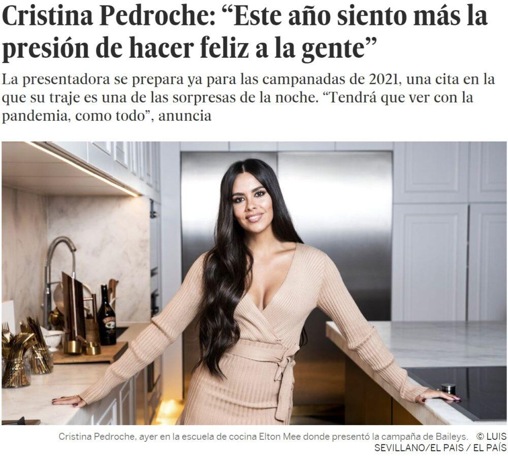 Gracias Cristina