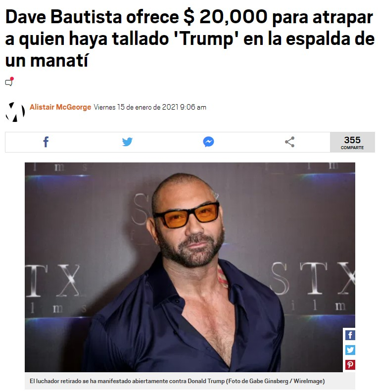 La noticia importante del día