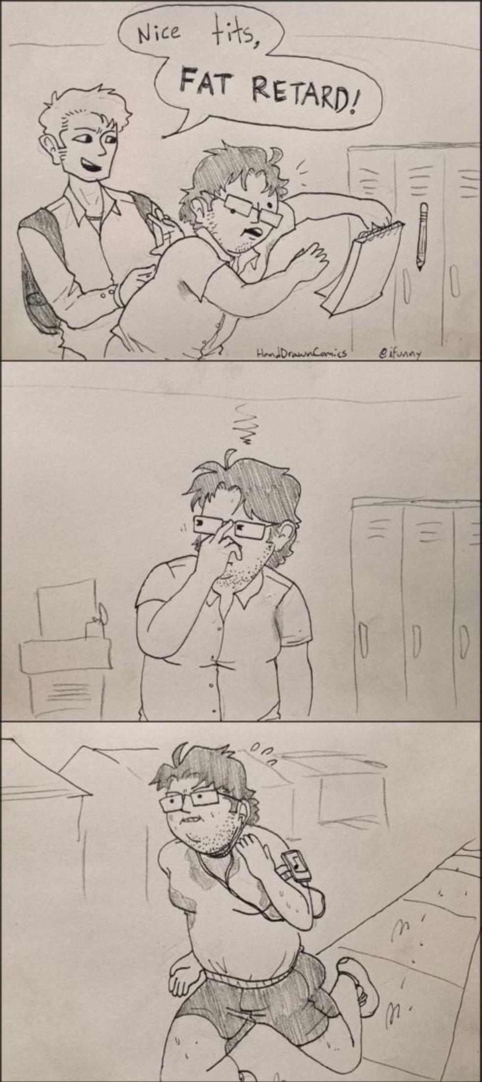 El ciclo del bullying