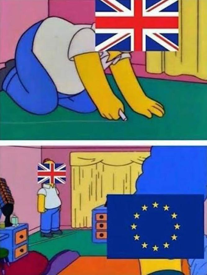 Los Simpson también predijeron el Brexit