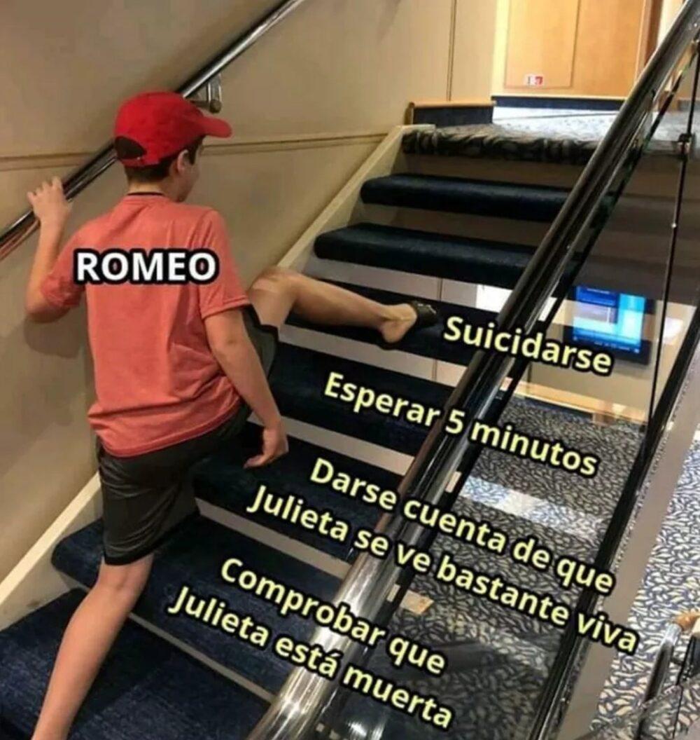 Romeo bro...