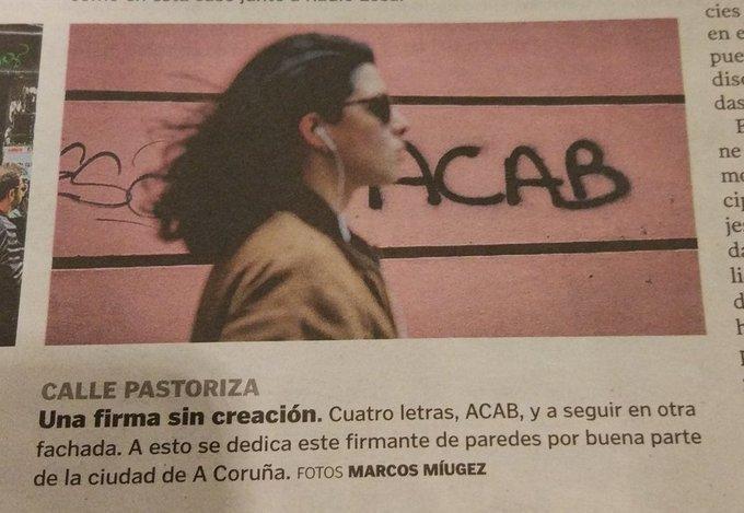 El grafitero más trabajador de España