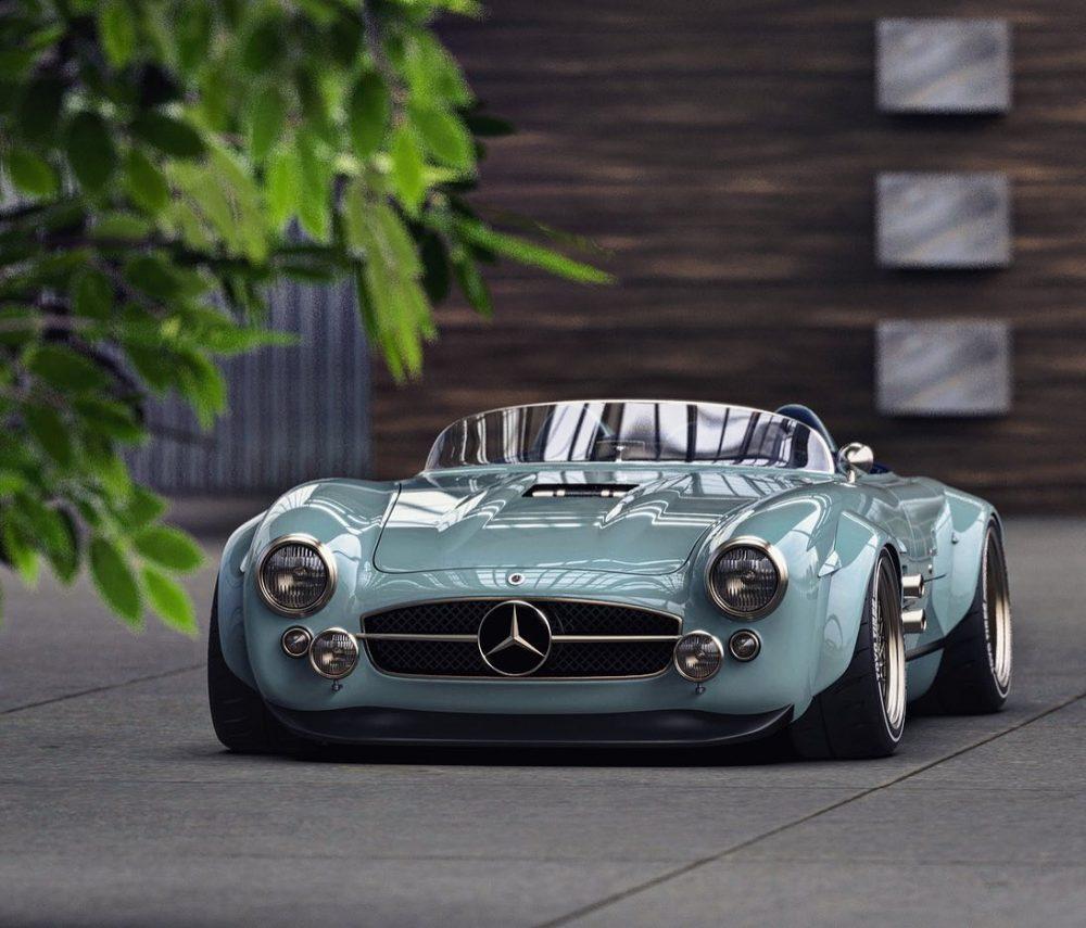 Mercedes 300 SL Speedster 1/1