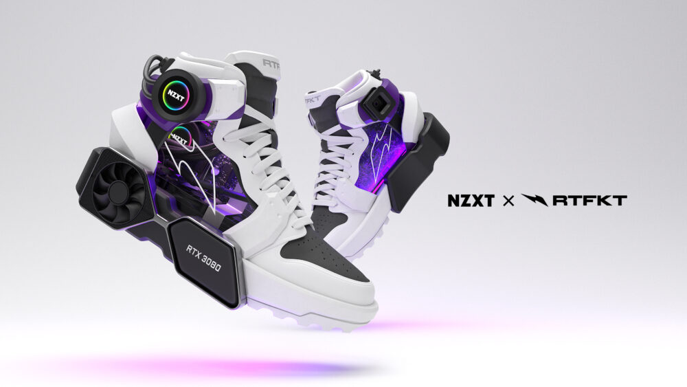 NZXT DRIP: Las zapatillas para gamers definitivas