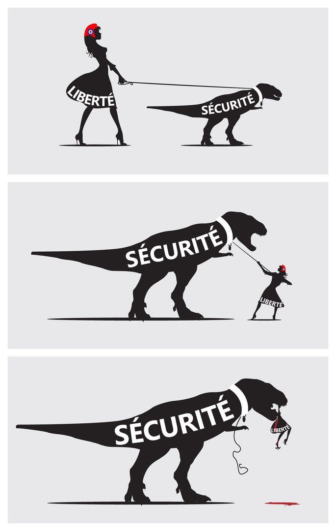 ¿Censura? ¿Qué limitaciones a la libertad de expresión amparadas en la seguridad nos depara el futuro?