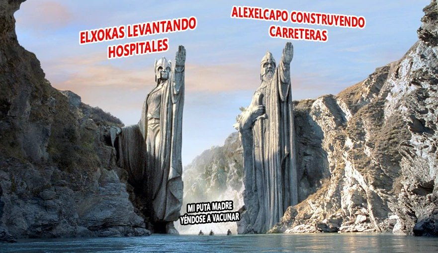 El Xokas for pressident