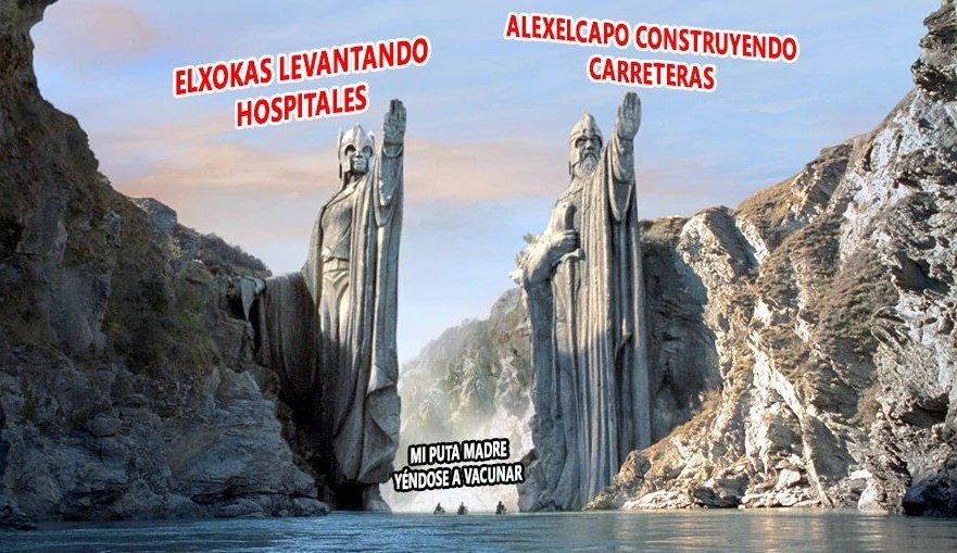 El Xokas for pressident