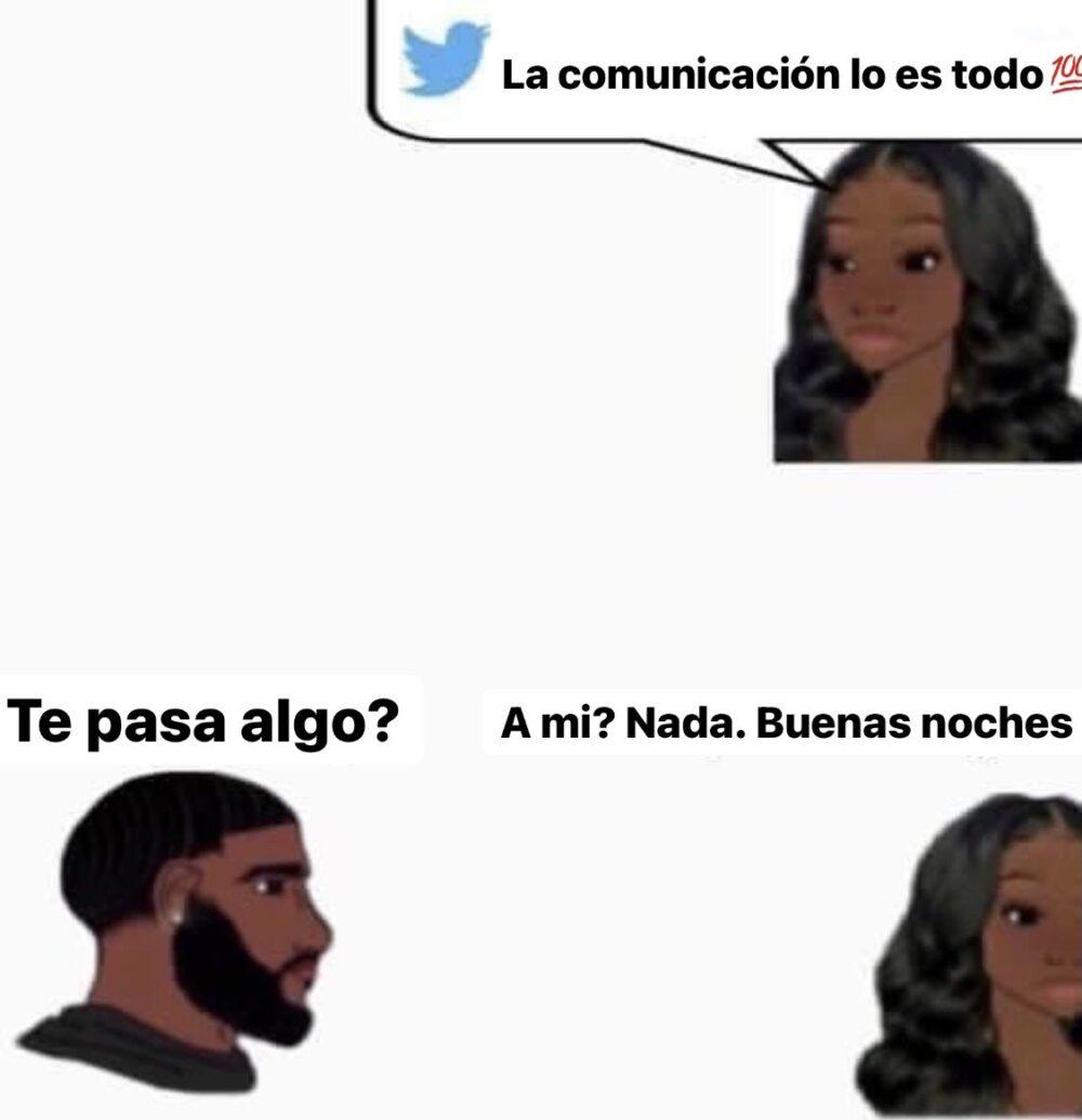 La comunicación lo es todo...