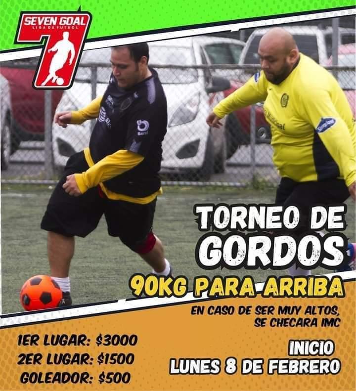 TORNEO DE GORDOS