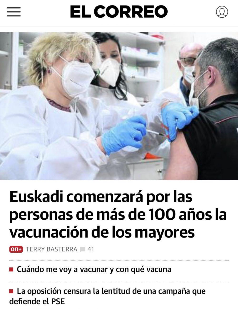 Buenas noticias para los prejubilados bilbaínos