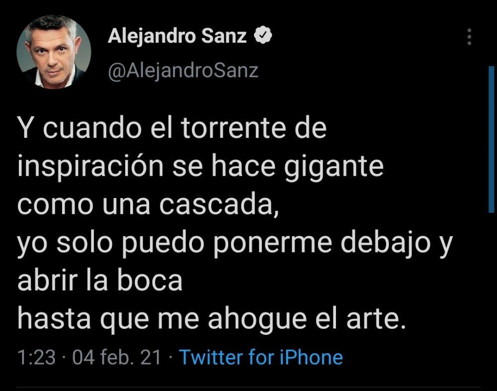 Alejandro está hot