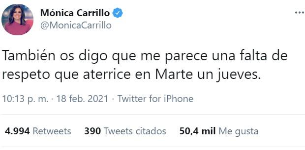 Mónica Carrillo está opositando para entrar en la mansión de Ibai