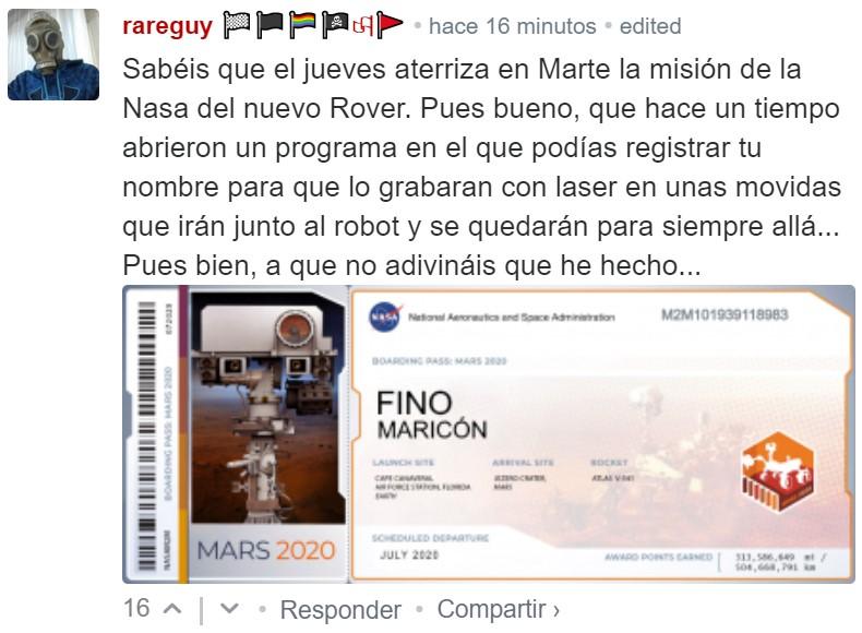 Fino Mars Icon
